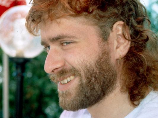 [1990] Portrett Anders Heber (Hebbe)